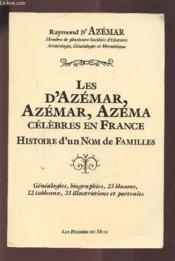 Les D'Azemar - Couverture - Format classique