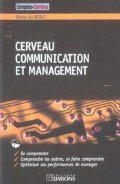 Cerveau, communication et management - Intérieur - Format classique