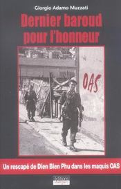 Dernier Baroud Pour L'Honneur - Intérieur - Format classique