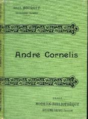 Andre Cornelis. - Couverture - Format classique