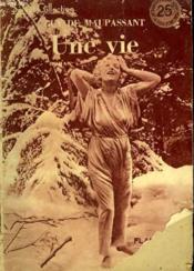 Une Vie. Collection : Select Collection N° 74. - Couverture - Format classique