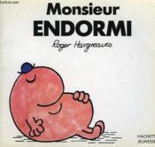 Monsieur Endormi - Couverture - Format classique