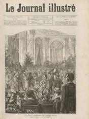 Journal Illustre (Le) N°8 du 20/02/1881 - Couverture - Format classique