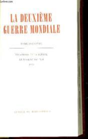 La Deuxieme Guerre Mondiale - 12 Volumes Complet - Couverture - Format classique