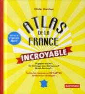 Vente  Atlas de la France incroyable  - Olivier Marchon