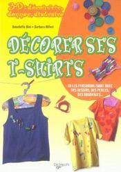 3d Decorer Ses Tee Shirts - Intérieur - Format classique
