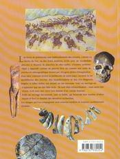 La Vie Des Hommes De La Prehistoire - 4ème de couverture - Format classique