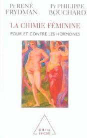La Chimie Feminine - Intérieur - Format classique