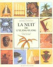 La nuit de l'ylang ylang - Intérieur - Format classique