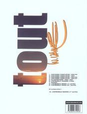 Tout vance t.9 ; intégrale Ringo t.2 - 4ème de couverture - Format classique