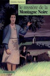 Mystere De La Montagne Noire - Couverture - Format classique