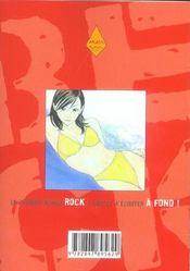 Beck t.3 - 4ème de couverture - Format classique
