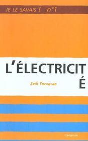 Electricite (l') - Intérieur - Format classique