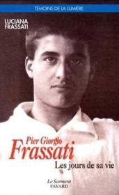Pier Giorgio Frassati - Couverture - Format classique