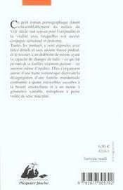 Le moine mèche-de-lampe - 4ème de couverture - Format classique