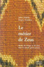 Le Metier De Zeus - Intérieur - Format classique