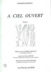 A Ciel Ouvert - Couverture - Format classique