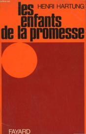 Les Enfants De La Promesse. - Couverture - Format classique