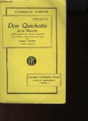 Don Quichotte De La Manche - Tome 1 - Couverture - Format classique