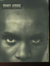 Vivante Afrique N°198 - Couverture - Format classique