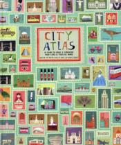 City atlas  - Georgia Cherry - Martin Haake