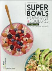 Vente livre :  Smoothies bowls & superbowls !  - Quitterie Pasquesoone