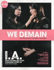 Vente livre :  WE DEMAIN N.20  - Collectif - We Demain