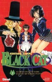 Black cat t.3 ; ce que l'on peut faire en tant qu'êtres vivants - Intérieur - Format classique