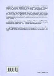 Lecons De Moto Conduite Sportive - 4ème de couverture - Format classique