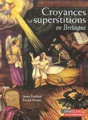 Croyances et superstitions en Bretagne - Intérieur - Format classique