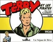 Terry et les pirates t.6 ; 1938 - Couverture - Format classique