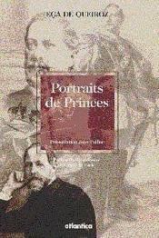 Portraits De Princes - Couverture - Format classique