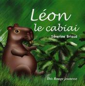 Léon, le cabiai - Intérieur - Format classique