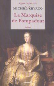 Marquise De Pompadour (La) T1 - Intérieur - Format classique
