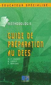 Guide de preparation au dees - Intérieur - Format classique