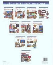 L'eglise et son histoire ; les premiers chretiens jusqu'a l'an 180 - 4ème de couverture - Format classique