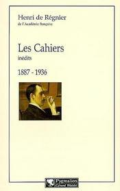 Les Cahiers Inedits, 1887-1936 - Intérieur - Format classique