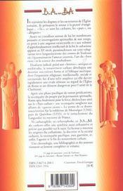 Cathares - 4ème de couverture - Format classique