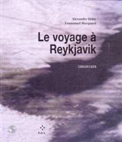 Le voyage à Reykjavik - Couverture - Format classique