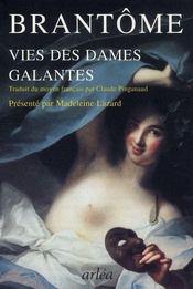 Vies des dames galantes - Intérieur - Format classique