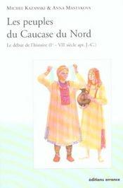 Les Peuples Du Caucase Du Nord - Intérieur - Format classique