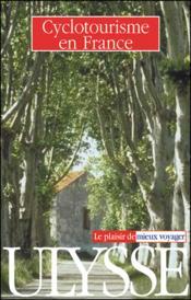 Cyclotourisme en France - Couverture - Format classique