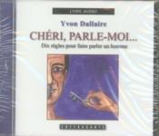Cheri, Parle-Moi - Couverture - Format classique