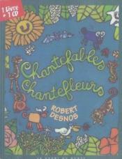 Chantefables chantefleurs - Couverture - Format classique