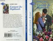 L'amant des Highlands - Couverture - Format classique