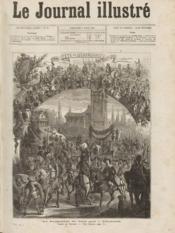Journal Illustre (Le) N°10 du 06/03/1881 - Couverture - Format classique
