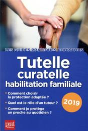 Vente  Tutelle curatelle habilitation familiale (édition 2019)  - Emmanuele Vallas