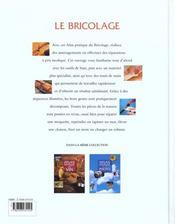 Atlas Pratique Du Bricolage - 4ème de couverture - Format classique