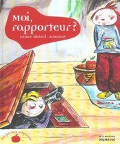 Moi Rapporteur ? N 11 - Intérieur - Format classique