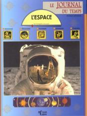 L'espace - Couverture - Format classique